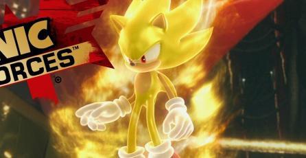 Super Sonic llega como DLC gratuito para <em>Sonic Forces</em>