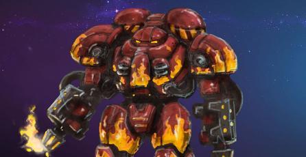 Firebat de <em>StarCraft</em> llegará a <em>Heroes of the Storm</em>
