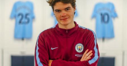 Manchester City ficha a otro jugador profesional de <em>FIFA</em>