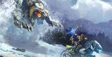 RUMOR: Sony está regalando copias de <em>Horizon Zero Dawn: The Frozen Wilds</em>