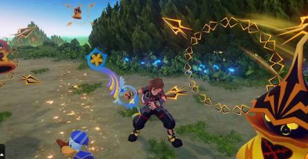 Filtran supuestas capturas de <em>Kingdom Hearts III</em>