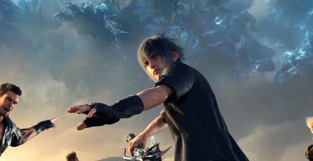 Preparan nuevas experiencias de gameplay para<em> Final Fantasy XV</em>