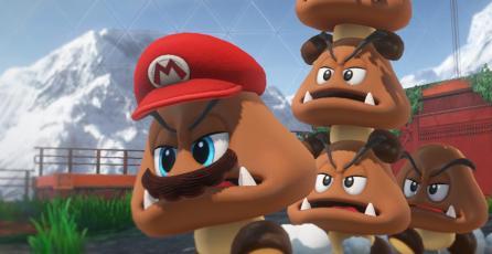 <em>Super Mario Odyssey</em> vuelve a ser el rey de ventas en Japón