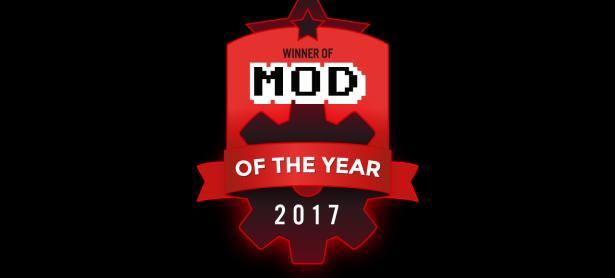 Un violento mod para <em>DOOM</em> fue elegido como el mejor de 2017