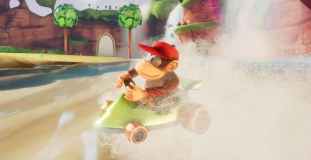 Recrean <em>Diddy Kong Racing</em> en Unreal Engine 4