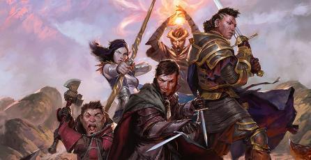 Preparan varios títulos basados en <em>Dungeons &amp; Dragons</em>