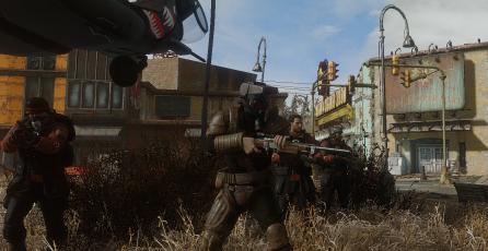 Nuevo mod para <em>Fallout 4</em> añade una nueva facción