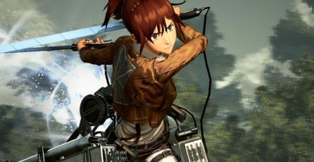 Mira el nuevo comercial de <em>Attack on Titan 2</em>