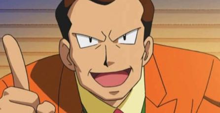 Checa el simpático Nendoroid de Giovanni de <em>Pokémon</em>