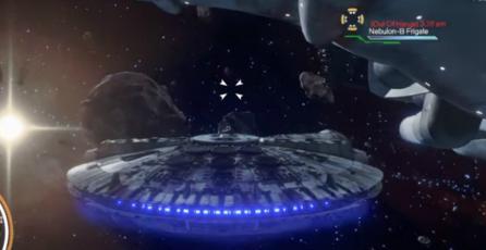 Conoce el juego de <em>Star Wars</em> que no fue aceptado por EA