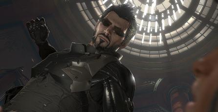 Miembros de PS Plus ya pueden descargar<em> Deus Ex: Mankind Divided</em>