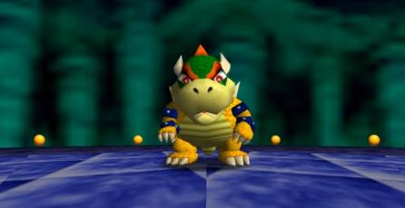 Así luce y se juega <em>Super Mario 64</em> en primera persona