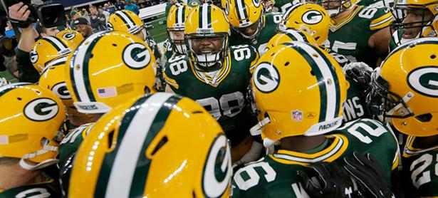 Jugadores de los Green Bay Packers están impresionados con <em>Dragon Ball FighterZ</em>