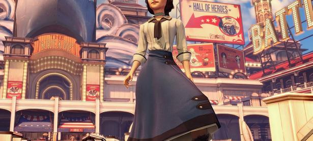 <em>BioShock Infinite</em> está disponible en el nuevo Humble Bundle