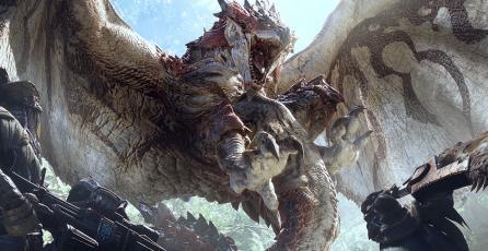 <em>Monster Hunter World</em> llegará a PC en otoño