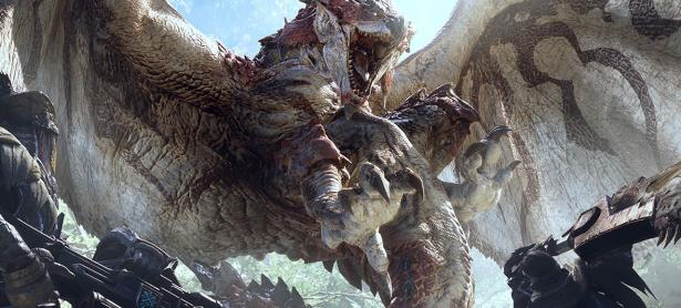 <em>Monster Hunter World</em> llegará a PC en otoño