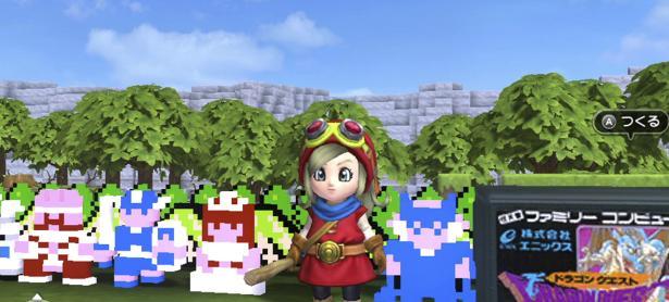 Así se ve <em>Dragon Quest Builders</em> para Nintendo Switch