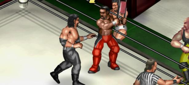 Anuncian <em>Fire Pro Wrestling World</em> para PS4