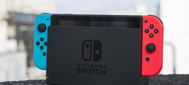 Switch es la consola que más rápido se ha vendido en EUA