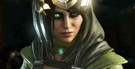 Enchantress muestra su poder en nuevo gameplay de <em>Injustice 2</em>