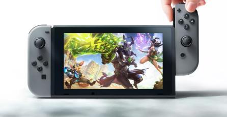 Hi-Rez Studios llevará uno de sus juegos a la Nintendo Switch