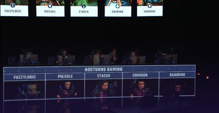 <em>Nocturns Gaming</em> es eliminado en semifinales del mundial de Paladins
