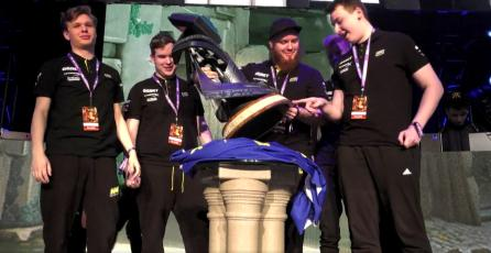 <em>Na'Vi</em> se convierte en el campeón mundial de Paladins