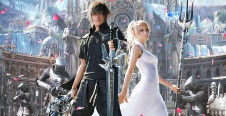 Listan <em>Final Fantasy XV Royal Edition</em> para PS4 y Xbox One
