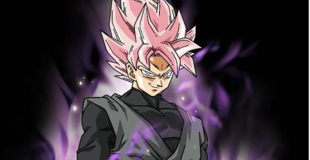 Checa el estilo de combate de Goku Black en <em>Dragon Ball FighterZ</em>