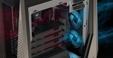 La nueva Acer Predator puede equiparse con 2 GTX 1080Ti