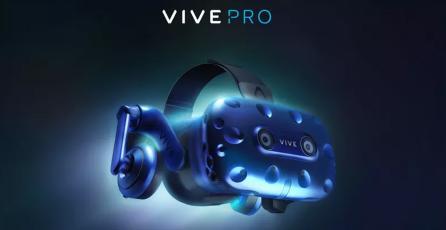 Es oficial: HTC lanzará un Vive de alta resolución y con cámaras frontales