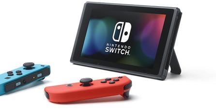 Switch fue la consola más vendida de la última semana de 2017 en Japón