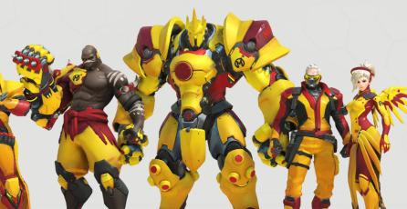 <em>Overwatch</em> recibe 312 skins nuevos de la Overwatch League