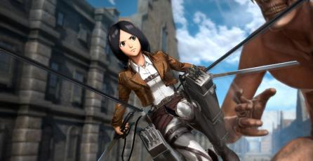 <em>Attack on Titan 2</em> tendrá combates online por equipos