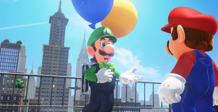 ¡<em>Super Mario Odyssey</em> recibirá nuevo contenido gratuito!