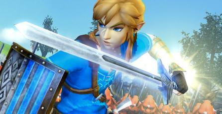 Podrás jugar la versión definitiva de <em>Hyrule Warriors</em> en Switch