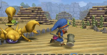 Ya puedes probar <em>Dragon Quest Builders</em> para Nintendo Switch