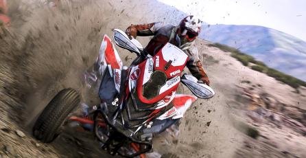 Conoce <em>Dakar 18</em>, el nuevo juego de carreras de rally