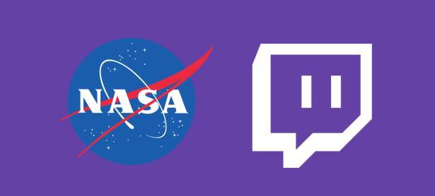 La NASA estrenará show semanal en vivo en Twitch desde este viernes