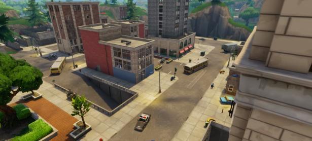 Mapa de <em>Fortnite: Battle Royale</em> recibirá nuevas locaciones la próxima semana