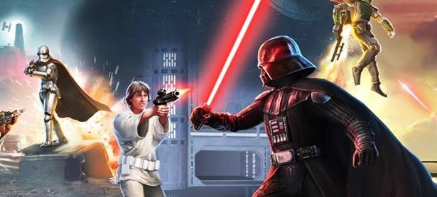<em>Star Wars: Rivals</em> llegará pronto a iOS y Android
