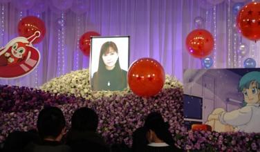 Realizaron ceremonia para recordar a fallecida actriz de voz de Bulma Hiromi Tsuru