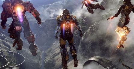 BioWare afirma que dificultad de <em>Anthem</em> no será dinámica
