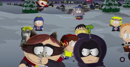 Listan <em>South Park: Retaguardia en Peligro</em> para Switch