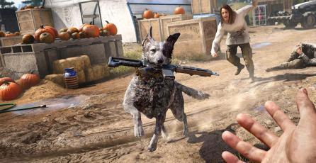 <em>Far Cry 5</em> contará con un gran reparto de personajes