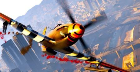 Épicas batallas aéreas te esperan en el nuevo modo de <em>GTA Online</em>