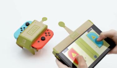 El Cartón, la próxima revolución de Nintendo Switch