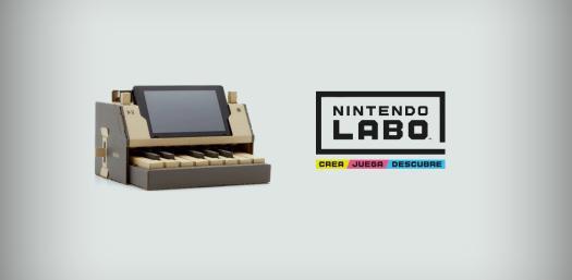 ¿Qué es Nintendo Labo?