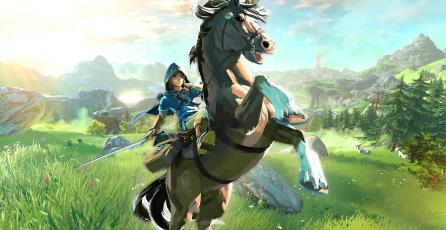 <em>The Legend of Zelda: Breath of the Wild</em> ha ganado más de 160 premios a Juego del Año