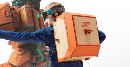 Fils-Aime: Nintendo Labo no busca competir con la realidad virtual
